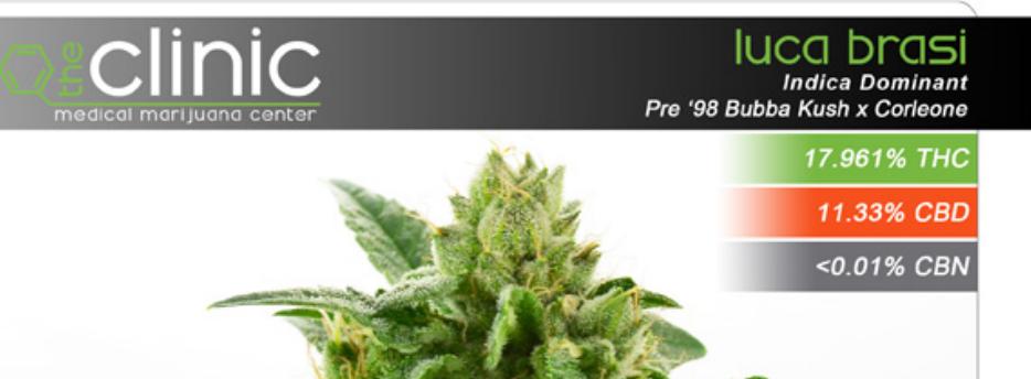 Μαριχουάνα Υψηλή σε Κανναβιδιόλη