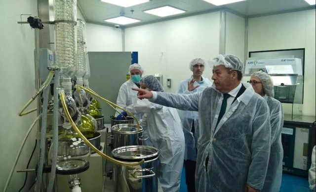 Στο Ισραήλ o Κόκκαλης για τεχνογνωσία στη φαρμακευτική κάνναβη 1
