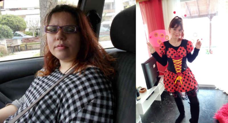 Η μητέρα Ζήνα Λιακάκου και η κόρη Αντιγόνη (Σύνδρομο Lennox Gastaut) 14